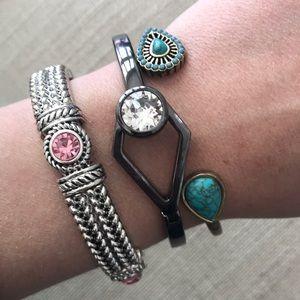 Lucky Brand bundle bracelets